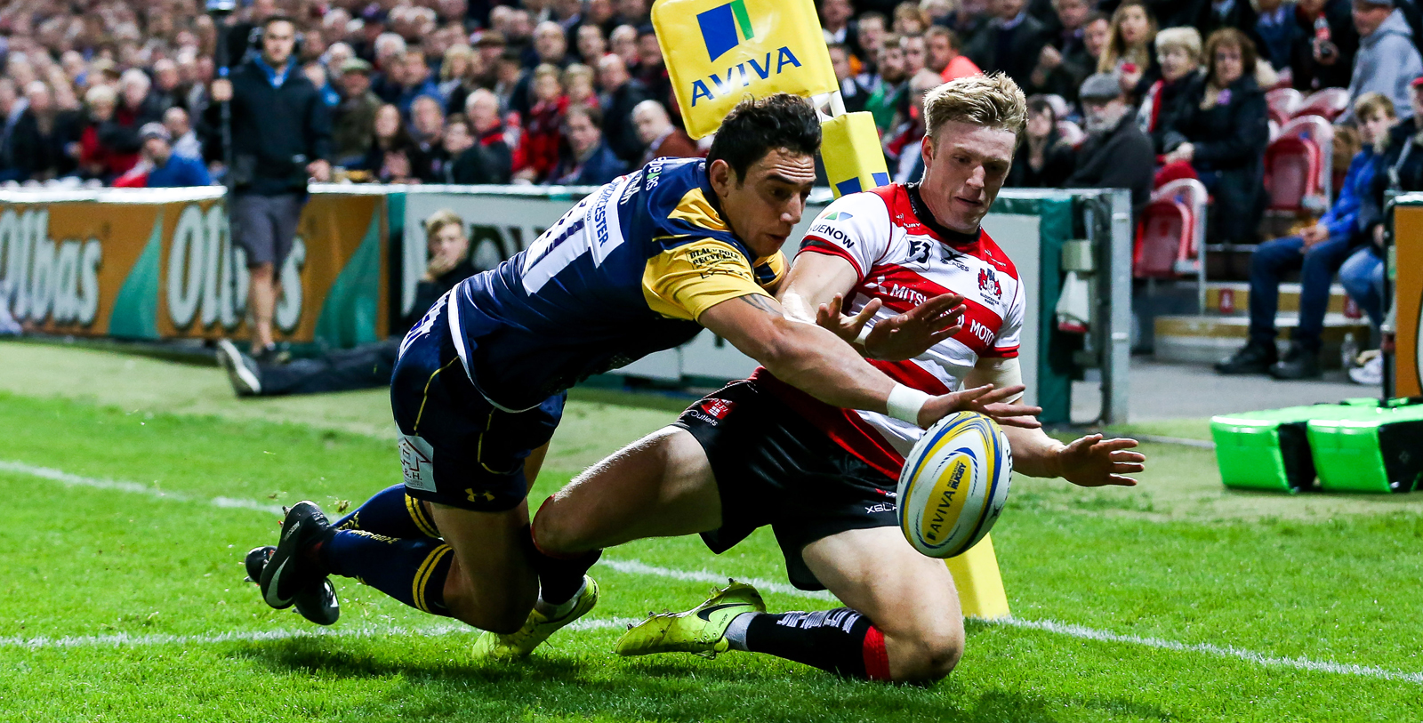 REPORT <span class='sep'>|</span> Gloucester Rugby 24-19 Warriors