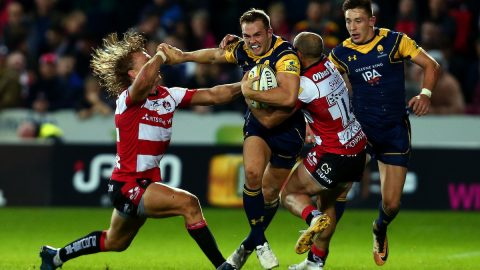 Gloucester Rugby vs Worcester Warriors