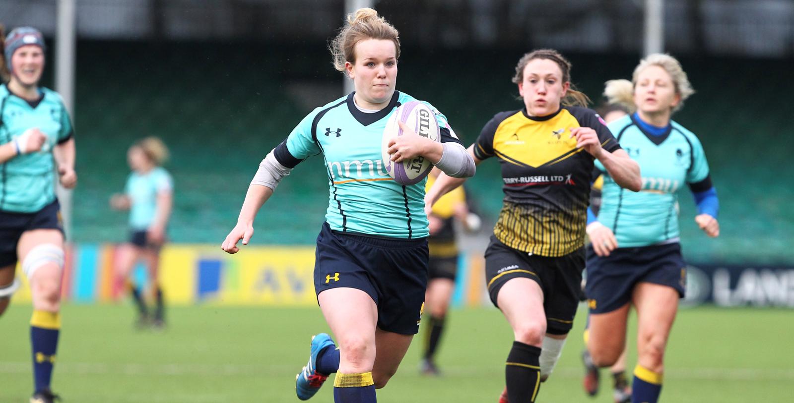 Valkyries vs Bristol Ladies Rugby