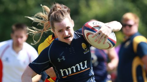 NMU extends Worcester Valkyries Title Sponsorship deal