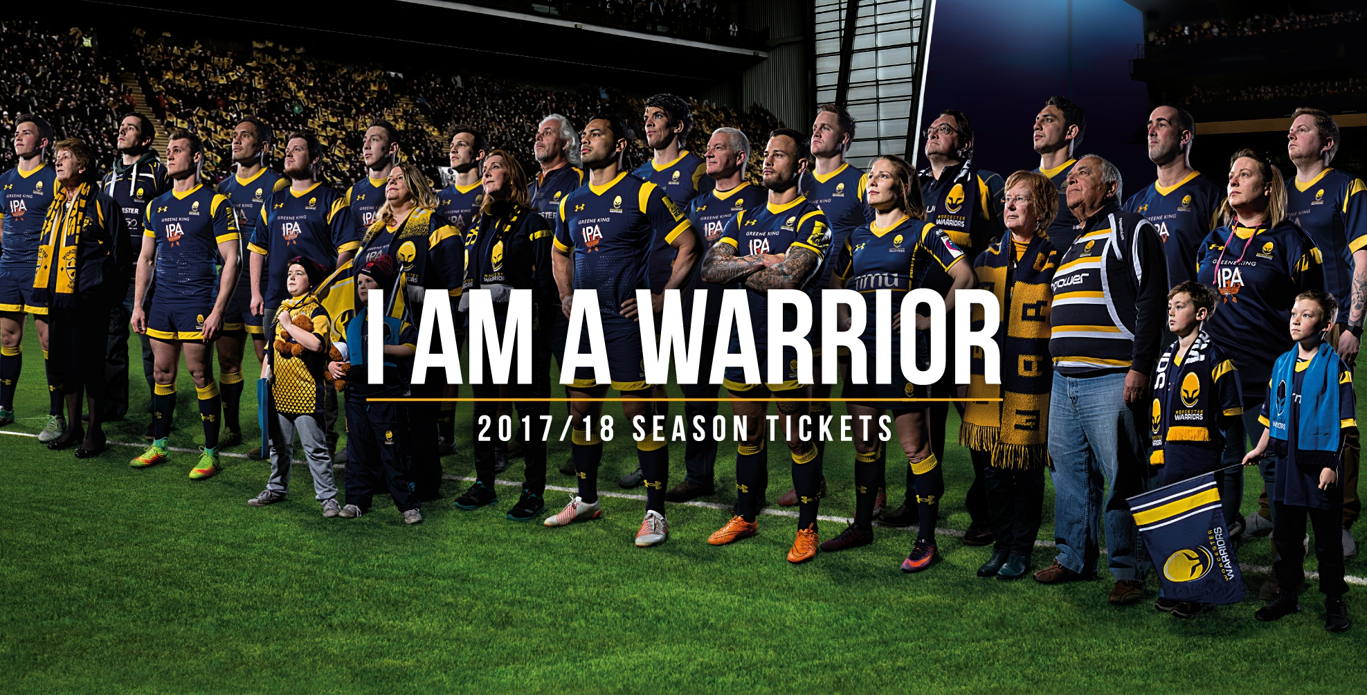 Still time to grab a 2017/18 Season Ticket – Worcester Warriors