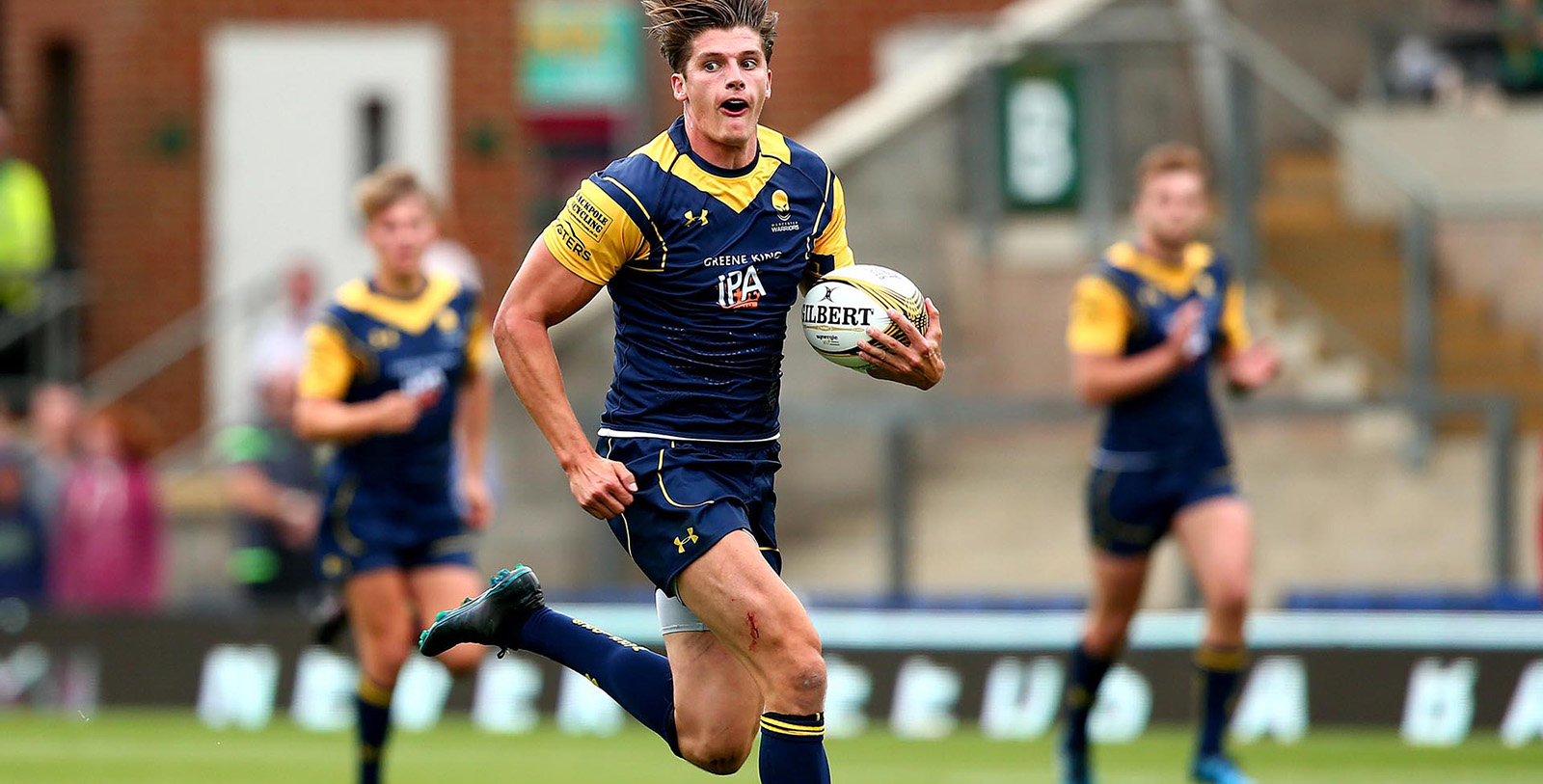 Worcester Warriors v Newcastle Falcons 290717