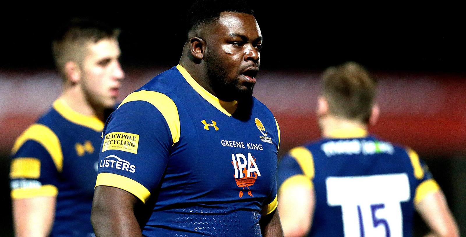 Worcester Warriors v Bristol Rugby 041116