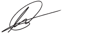 Matt Cox Signature
