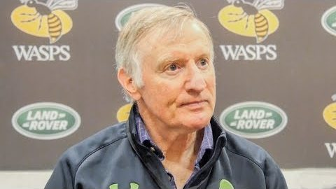Alan Solomons - Wasps punished our turnovers