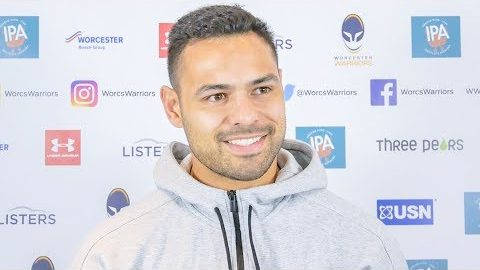 Ben Te'o - Alan Solomons is a leader