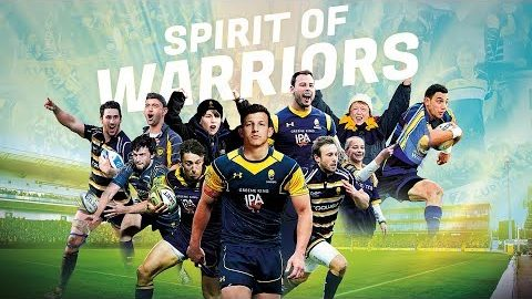 Spirit of Warriors - 18/19 Season Tickets