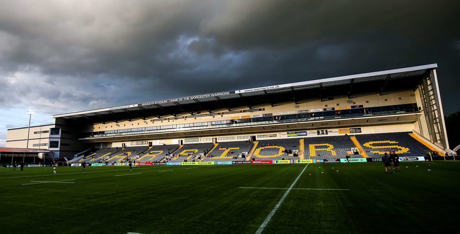 356a28feacf 2018/19 Gallagher Premiership Rugby fixtures – Worcester Warriors