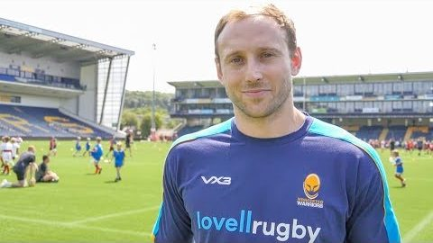 Chris Pennell launches Testimonial Year