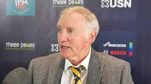 Alan Solomons - Fine margins at the top level
