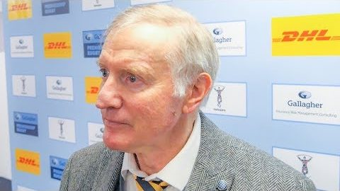 Alan Solomons - Leicester game is massive