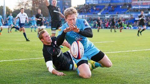 All 18 Prem Rugby Cup Pool tries!