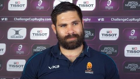 Cornell du Preez - I take nothing for granted