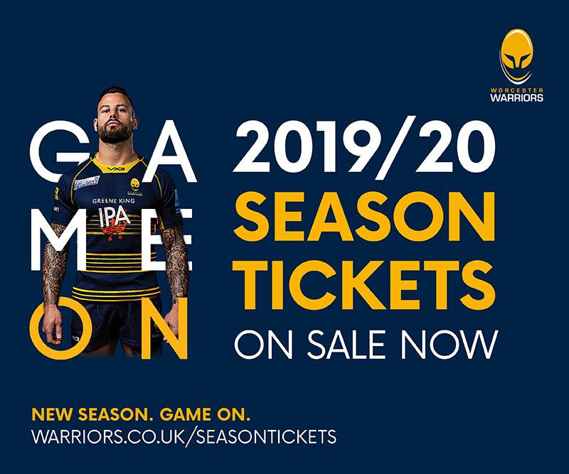 Worcester Warriors Official Website Of Worcester
