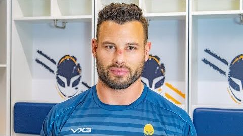 Francois Hougaard wins Premiership Player of the Month