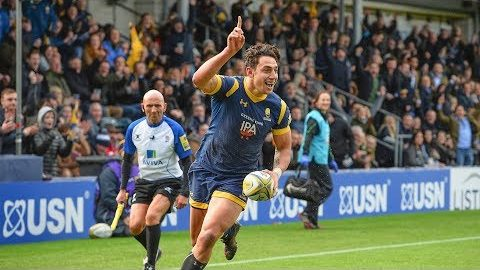 Bryce Heem at Worcester Warriors
