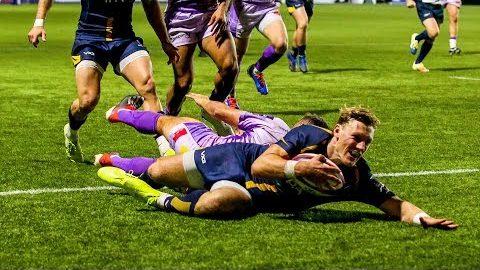 Warriros vs Exeter highlights 19/20 PRC