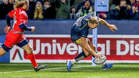 Try of the Month - November