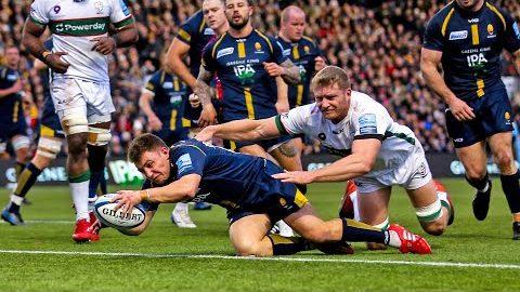 Warriors vs London Irish highlights 19/20