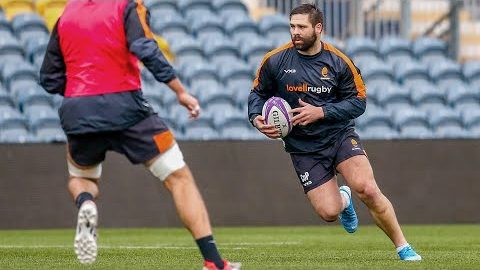 Cornell du Preez - We've been working on our attack