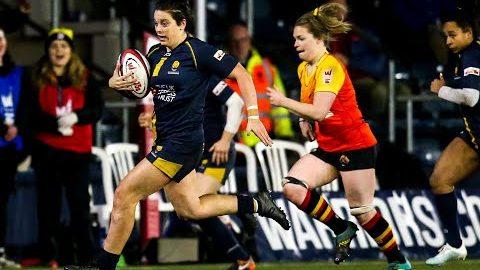 Warriors Women vs Richmond Women 19/20 Premier 15s
