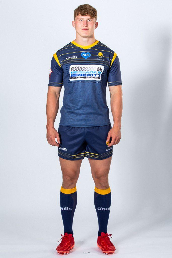 Worcester warriors rugby shirt