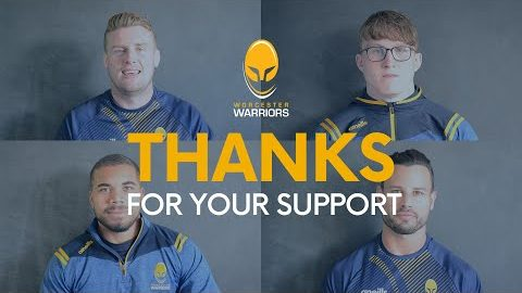 Thanks for your support in 19/20!