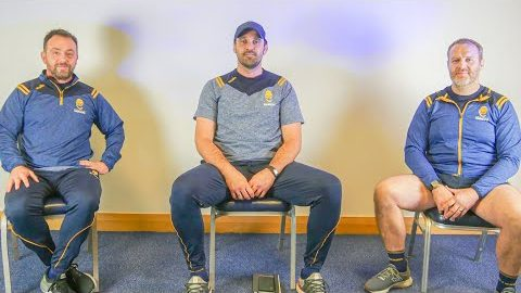 The first-team coaches answer your questions!