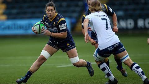 Highlights | Warriors Women 29-21 Bristol Bears Women