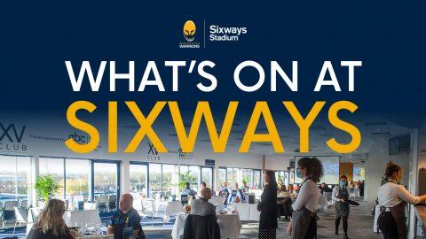 Upcoming events at Sixways