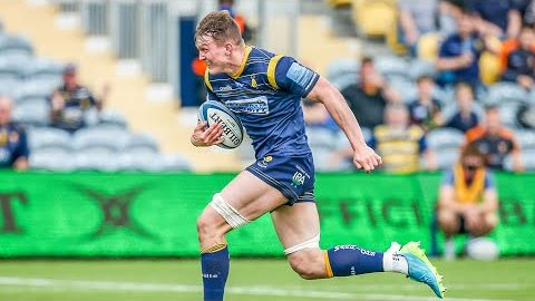 Highlights   Worcester Warriors 17-18 Leicester Tigers