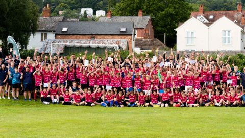 Busy summer of Warriors sports camps