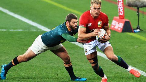 Warriors pair help British and Irish Lions to first Test win