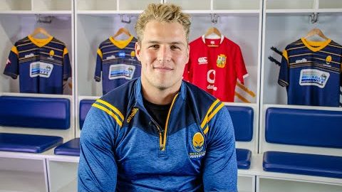 Duhan van der Merwe - I want to us play attacking rugby