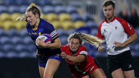 Highlights | Warriors Women 5-34 Saracens Women