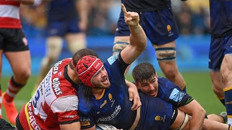 Highlights | Warriors vs Gloucester 21/22